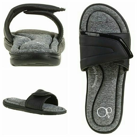 2ac583304b2df OP Memory Foam Comfort Slides